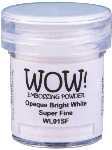 WL01 Bright White (Large Jar)